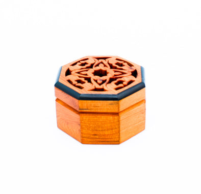 Octagon Ring Box