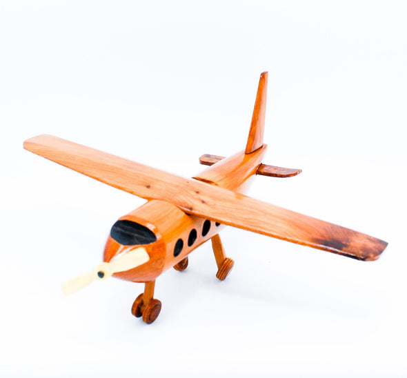 Turkoi Jet Plane Decor