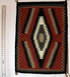 "Chieftain| Navajo Rug 24""x34"" - turkoi, Native American Jewelry, arts and crafts"