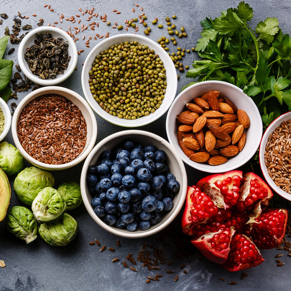 Boost Your Energy the Natural Way with these 10 Superfoods and Supplements