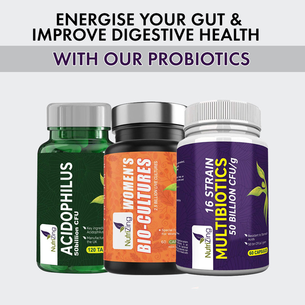 Probiotics Supplements for Digestive Health