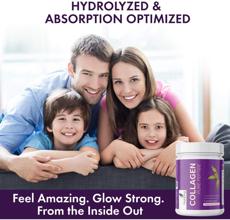 Hydrolyzed Collagen Peptide Powder