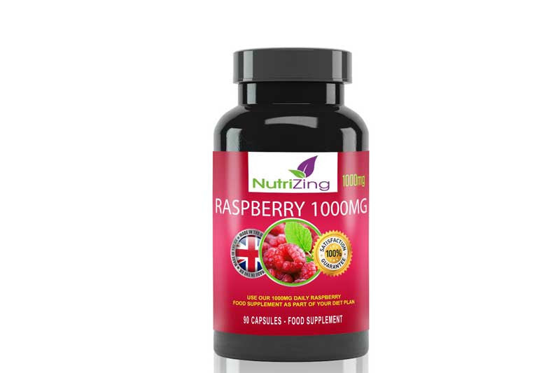 1000 mg raspberry ketones