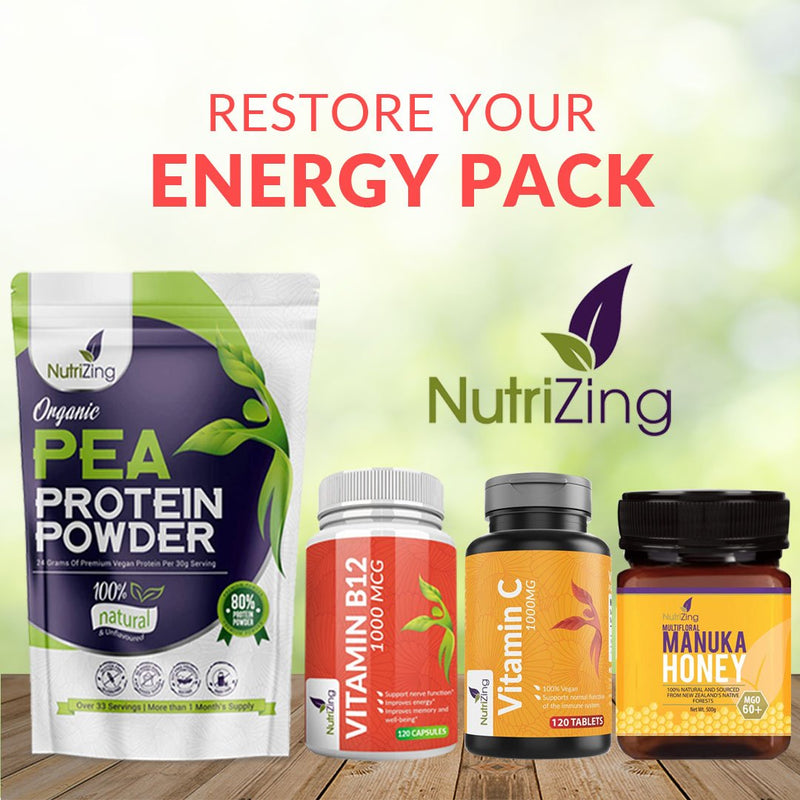 Restore Your Energy Pack