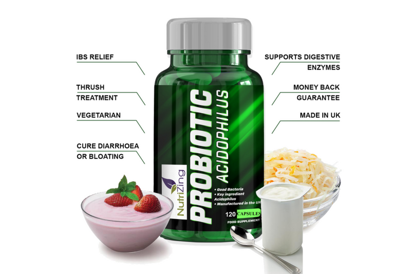 probiotics acidophilus
