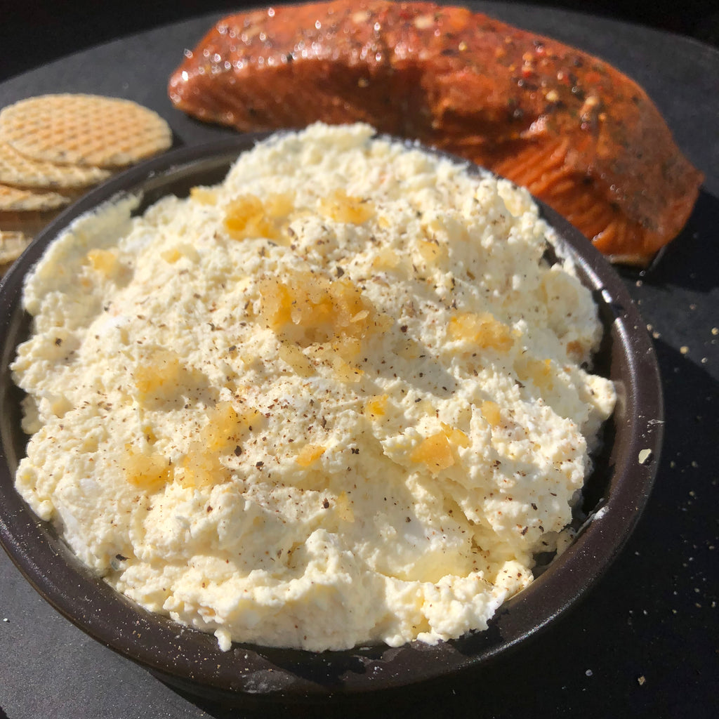 Goat's Cheese & Preserved Lemon Dip