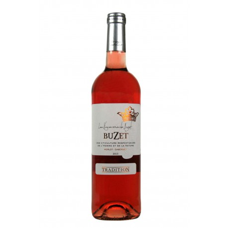Buzet Tradition Rose 2017