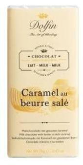 Chocolate 70g Milk Salted Caramel Dolfin