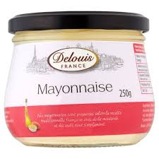 French traditional Mayonnaise  250gr