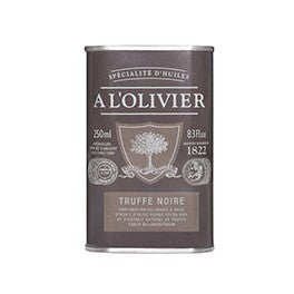 A L'Olivier Olive oil infused with Black Truffe 250ml