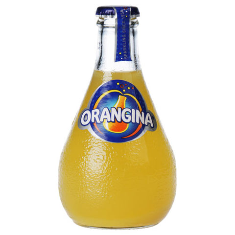 Orangina Bottle 250ml