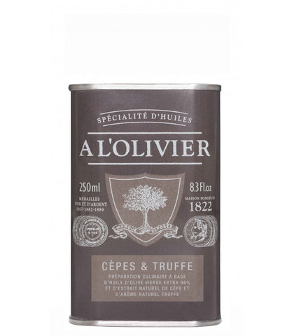 A L'olivier Porcini & Truffle Infused Olive Oil 250ml