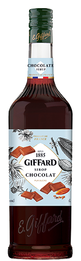 Chocolate Syrup 1L Giffard