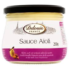 Traditional Aioli sauce 250gr Delouis