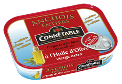 Anchovy in Oil 100g Connetable