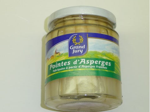 Grand Jury White Asparagus Tips 225g