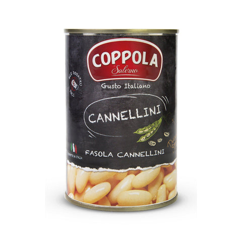 Coppola Cannellini Beans 400g