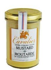 Garlic and  Parsley Mustard 200g Cavalier