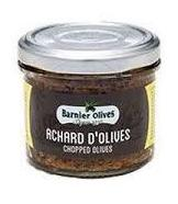 Chopped Olives 100g Barnier