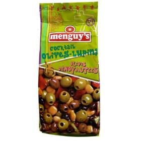 Menguys Cocktail Olives 200g