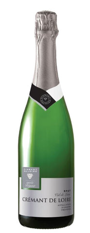 Cremant de Loire Methode Traditionelle Cristal Brut