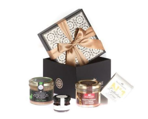 Delicate Attention Gift Basket