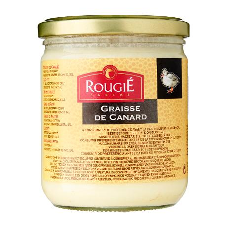 Duck Fat 320g Rougie