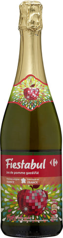 Sparkling Apple Cider Juice 750ml