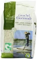 Coarse Sea Salt 1kg Le Guerandais