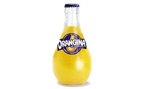 Orangina pack 8 x 250ml bottles
