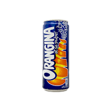 Orangina Can 330ml