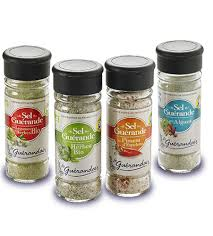 Sea Salt with Seaweed 90g Le Guerandais