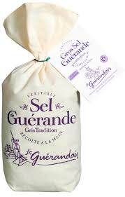 Coarse Salt 750g linen bag Le Guerandais