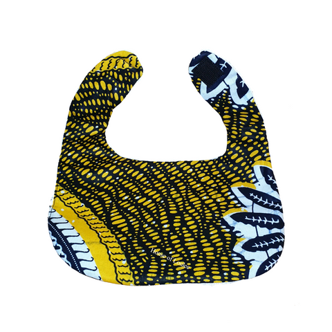 Yellow Lion Bib