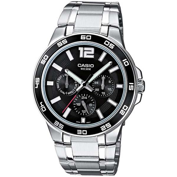 Casio Férfi karóra Collection  MTP-1300D-1AVEF