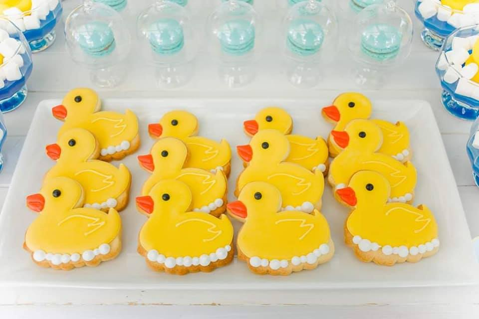 Rubber Ducky Cookies, Little Printables Shop