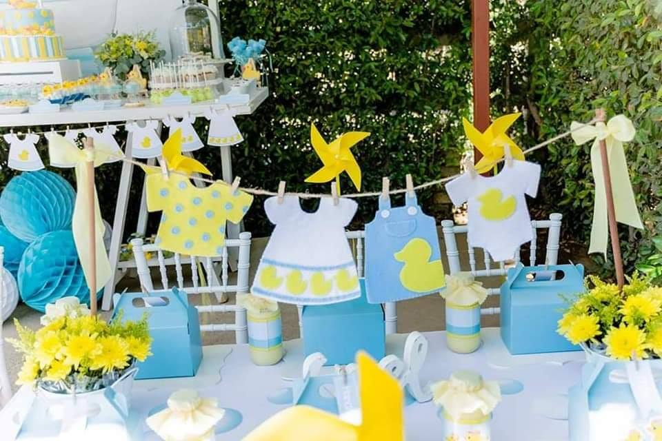 Rubber Duck Birthday Party Ideas, Little Printables Shop