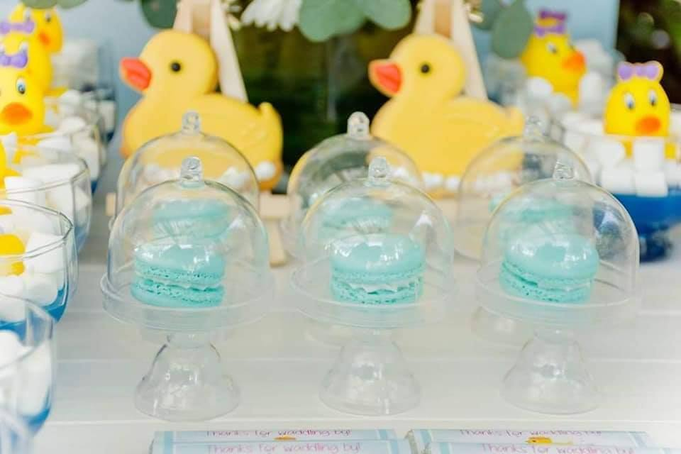 Rubber Duck Birthday Party Food Ideas, Little Printables Shop
