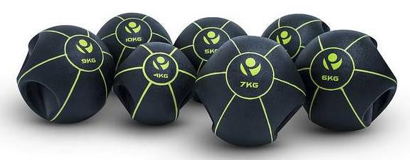Physical Double Grip Medicine Balls