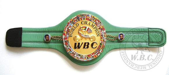 WBC Mini Championship Belt – Official Replica