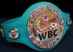 WBC Championship Belt – Official Economy Replica