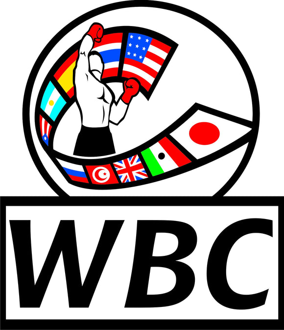 WBC Official Challenger Patch