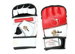 GEL ELITE PRO MMA TRAINING GLOVES