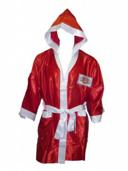 Satin Robe 3/4 Length - Various colour options