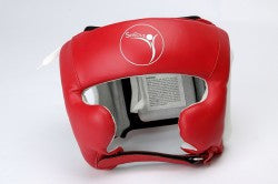 PROFESSIONAL SPARRING HEADGUARD – WITH CHEEKS