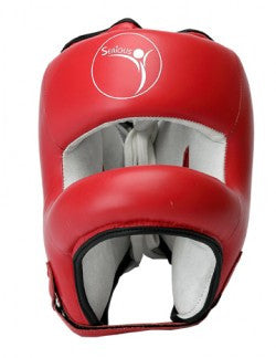 PROFESSIONAL SPARRING HEADGUARD - FACE PROTECTOR