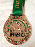 WBC 50th Anniversary Contender Medal
