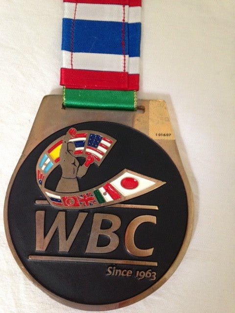 WBC 2013 Convention Medal – Very Limited Edition