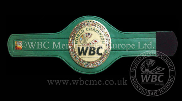 WBC Mini Championship Belt – Official Economy Replica