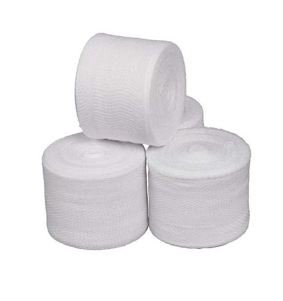 SUPER GAUZE HAND WRAPPING- BOX OF 50 ROLLS